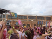 Colorful Fun! NYC Color Run