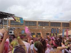 Colorful Fun! NYC Color Run