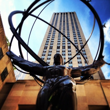 New perspectives, NYC