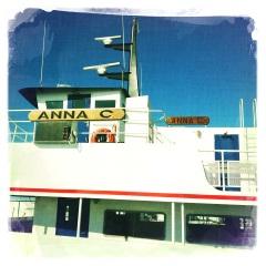 Ship Named Anna - Block Island, RI