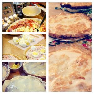 Easter pies